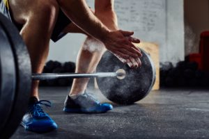 How Many Calories Do You Burn Lifting Weights